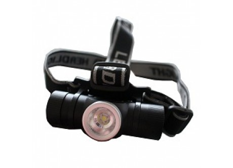 CREE Capsule 800 Lumens Headltorch