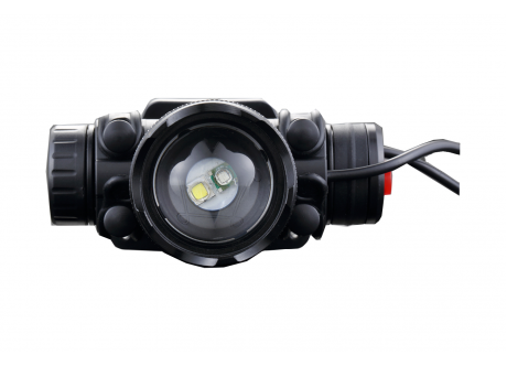 Rechargeable CREE Headlamp + Bike Light