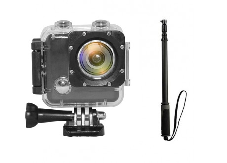 Action Cam Pro II HD - Snowboarder's Deal